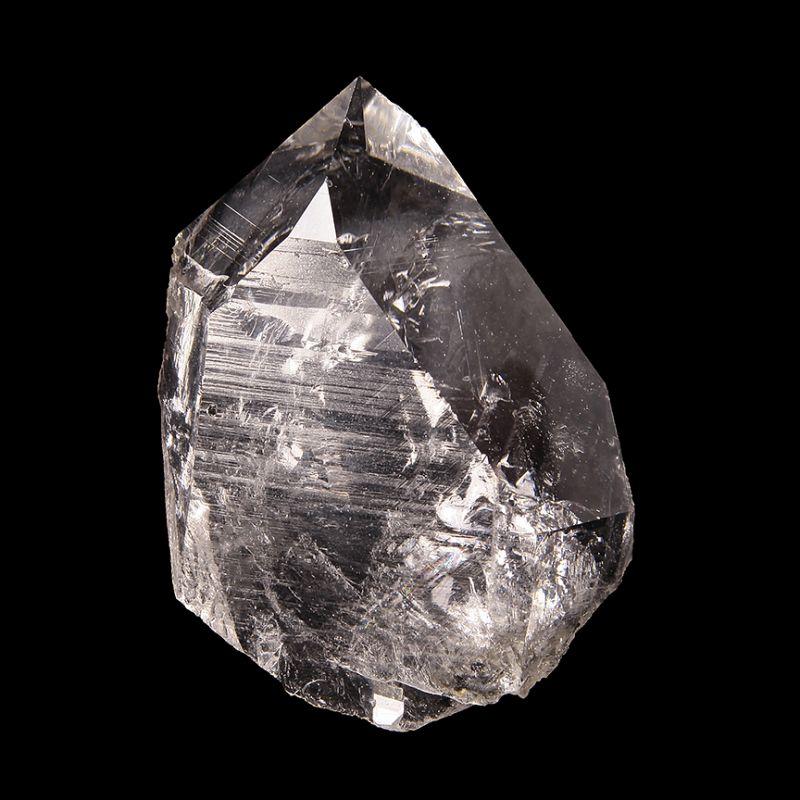 Quartz (WATER CLEAR crystal) (121.15 grams)