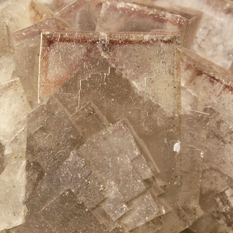 "Fluorite (""phantom"" crystals) (ex Kay Robertson Collection)"