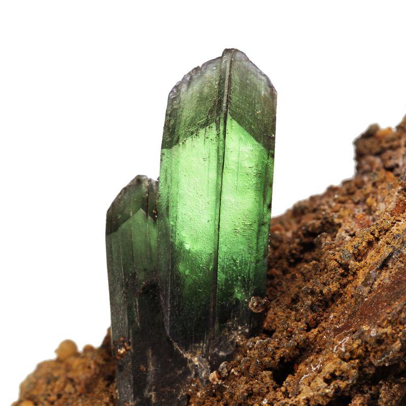 Vivianite (superb crystals - classic material)