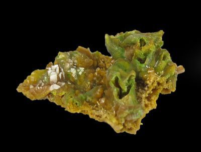 Unusual Pyromorphite (self-collected by Paul Zerfass)