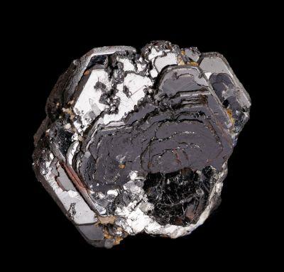"""Hematite """"iron rose"""" w/ Muscovite"""