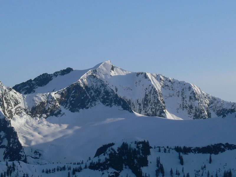VESPER PEAK, WASHINGTON field trip