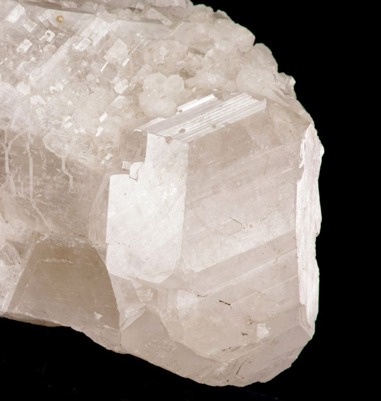 large Colemanite (Type Locality area) Chet Lemanski Coll.