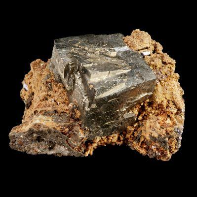 Pyrite (rare locality)