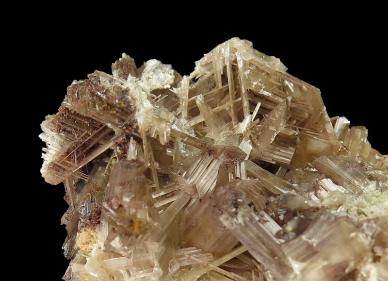 Reticulated Cerussite (classic Arizona) Bob Reynolds Coll.