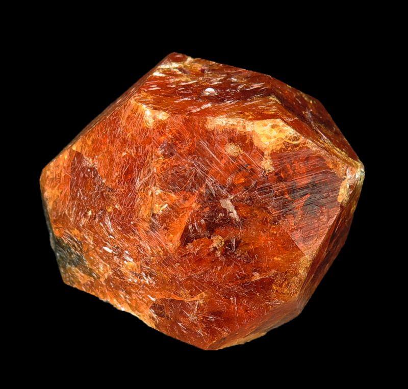 Large Gemmy Spessartine Garnet (146 grams - old finds)