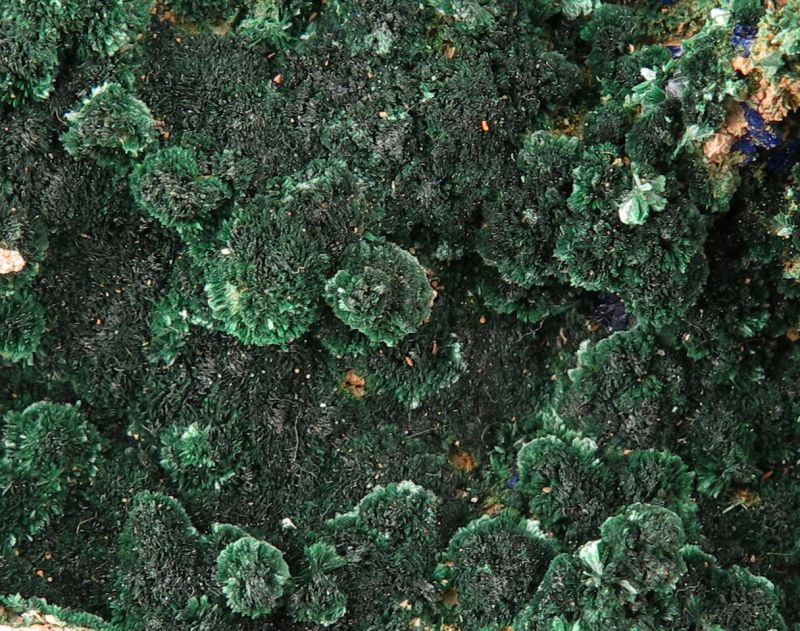 Malachite w/ Azurite (old classic)
