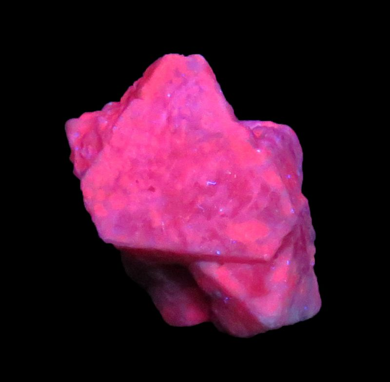 Ruby ps. after Spinel (NEW FIND - fluorescent)