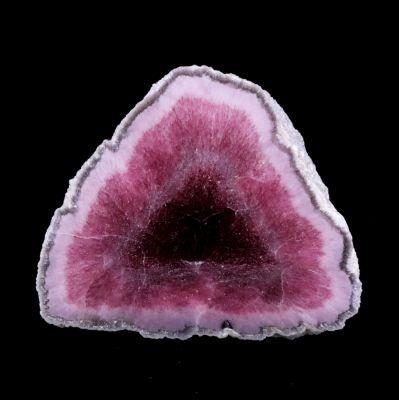 Elbaite Tourmaline slice