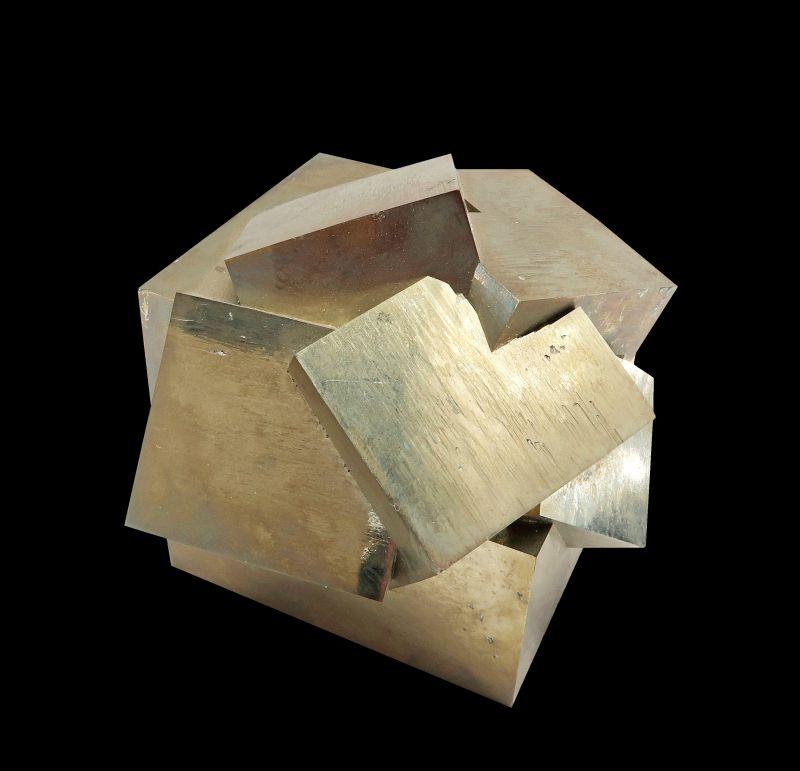 Pyrite ex Jack Halpern Collection