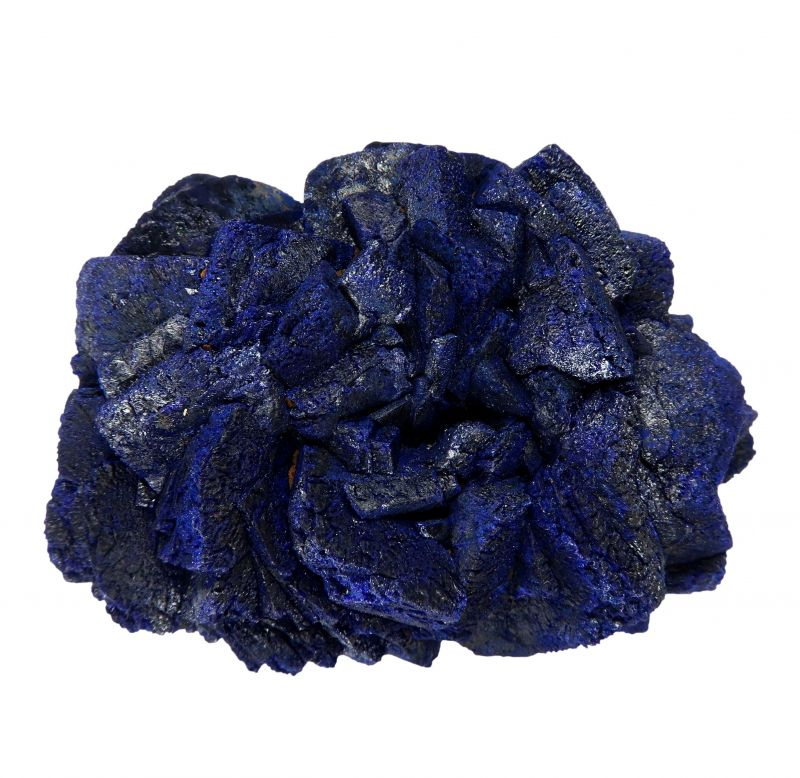 significant, large Morenci Azurite 'Rose'