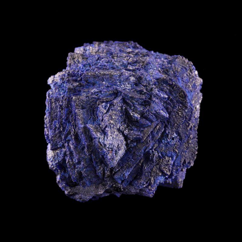 Azurite (''rose'') (classic material)