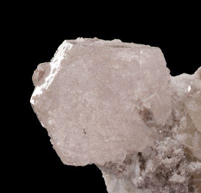 Morganite (rare - Bill Larson Coll. collection)