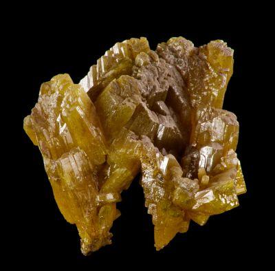 Pyromorphite (1990s finds) Richard Rossi Coll.