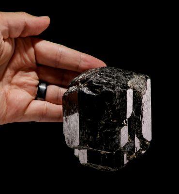 floater 900-gram Dravite xl (Chet Lemanski Coll.)