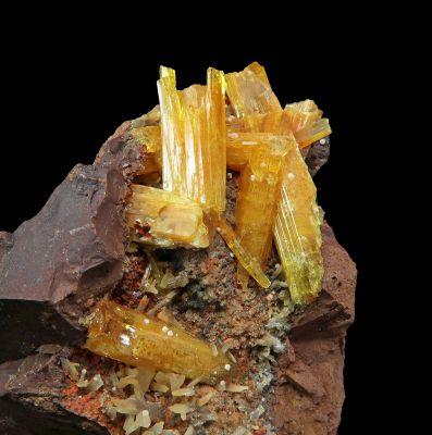 Legrandite with Smithsonite