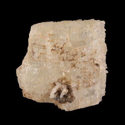 K Feldspar (var: Adularia)  (var: Moonstone) (ex Herb Obodda Private Collection)