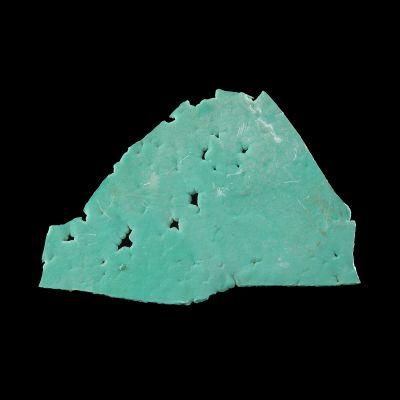 Malachite (rare and unusual shape)