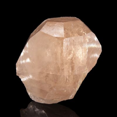 Topaz (fine sherry colored crystal) (ex Dave Bergman Collection)