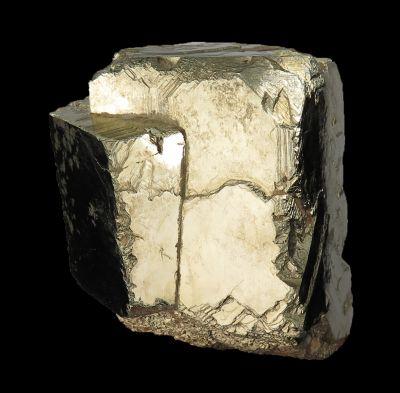 Pyrite (rare Colorado) Lee Burnett Coll.