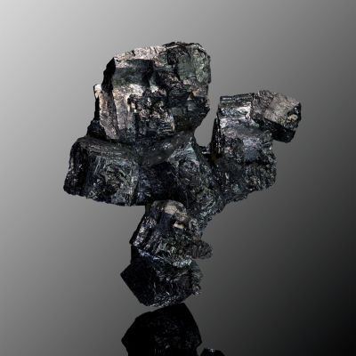 Acanthite (Currier Collection)