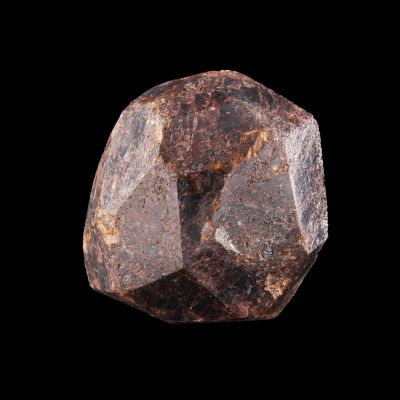 Almandine Garnet (''floater'' crystal) (ex Chet Lemanski Collection)