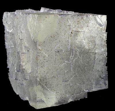 Giant Fluorite Crystal